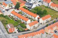 Luftfoto-Fredikssund-beboelseskompleks