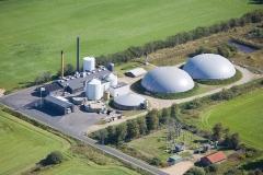 Luftfoto-af-Filskov-Energiselskab-Jylland