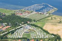 Luftfoto-af-Holbæk-Camping